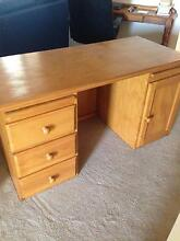 Timber desk Woolloomooloo Inner Sydney Preview