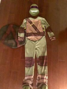 Ninja turtle, shrek Halloween costumes