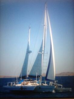 Cruising Trimaran for sale