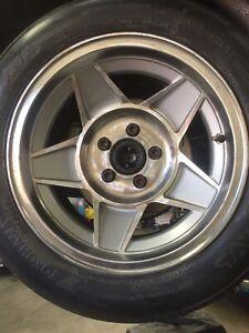 Falcon globe wheels 15/8 two only