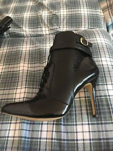 Witch ankle boots
