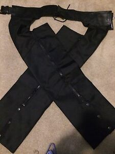 Motorcycle Chaps for women / ladies