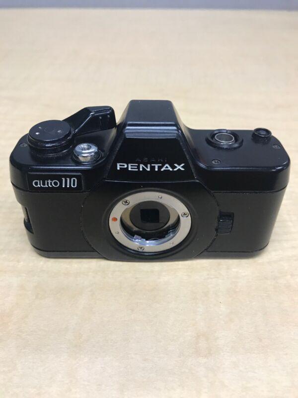 Pentax Auto 110 Camera. Won