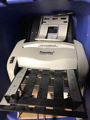 Martin Yale 7200 Rapid Fold Automatic Folding Machine