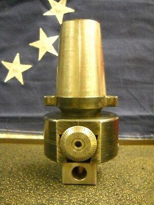 Universal Engineering Kwik Switch Number 80454 With Bridgeport No. 2 Boring Head