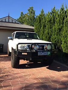 GU IV Nissan patrol for sale or swap Langwarrin Frankston Area Preview