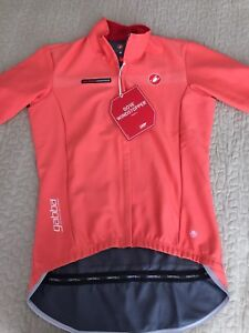 Castelli GABBA Cycling Jersey Women's - Size Large