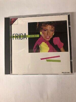 Frida - Shine - Abba - CD - Excellent!