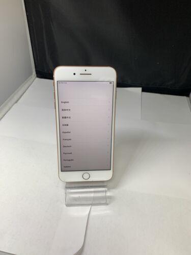 Apple IPhone 8 Plus - 64GB - Gold Unlocked A1864 CDMA GSM C1532 - $275.00