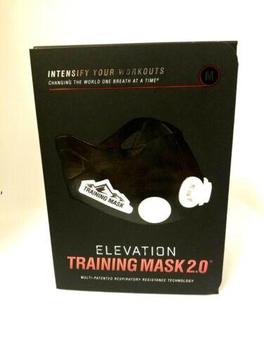 Elevation Training Mask 2.0 Respiratory Resistance Technology