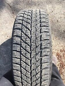 Goodyear Ultragrip Winter Tires  235/55R17
