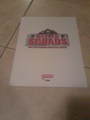 1998 Galoob Battle Squads Dealer Catalog