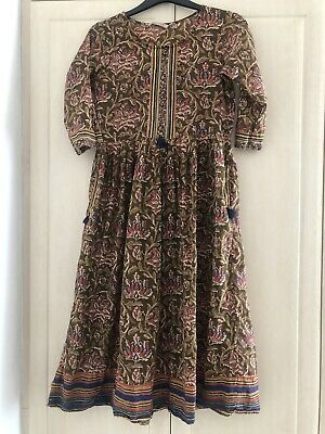 Beautiful Vintage Indian Dress