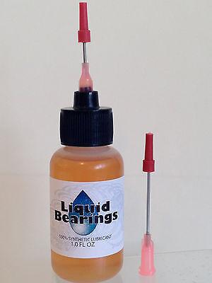 liquid bearings 100 percent synthetic oil