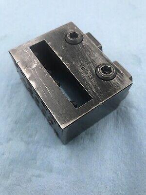 Hardinge Asm C3 Multi Tool Holder Cross Slide Front Multitool Lathe Asm-c3