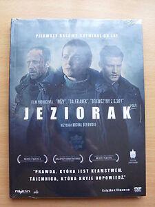 BOOK DVD JEZIORAK,Polish Film,rez.Michal Otlowski,wyst.Jowita Budnik - Czestochowa, Polska - BOOK DVD JEZIORAK,Polish Film,rez.Michal Otlowski,wyst.Jowita Budnik - Czestochowa, Polska