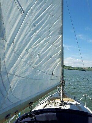 Seal 22 sailing boat