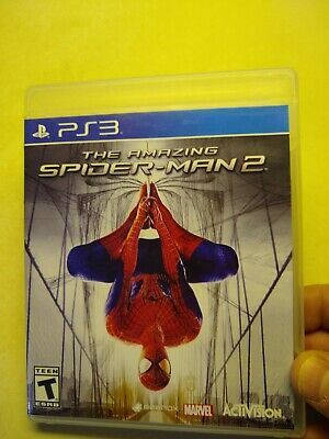 The Amazing Spider-Man 2 PS3 (Sony PlayStation 3)  GC