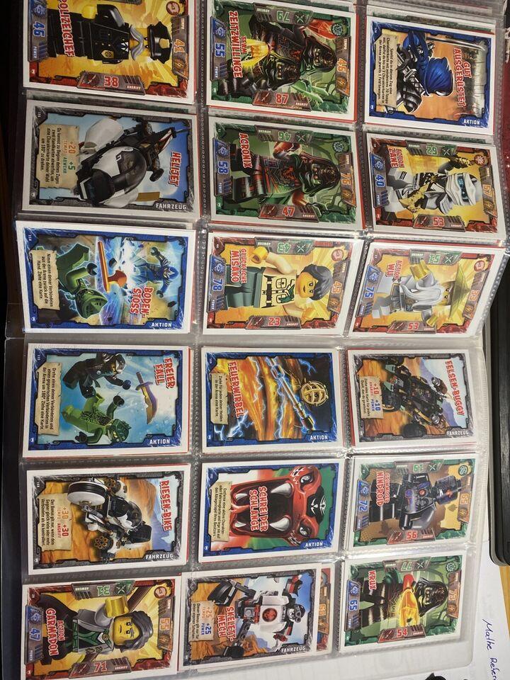 Ninjago sammel  Karten! in Bergen