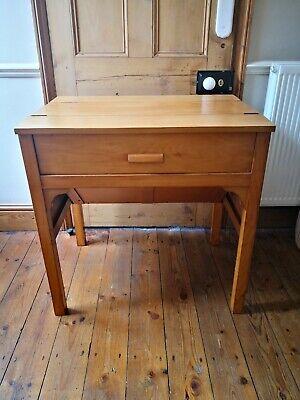 Vintage Typist Desk