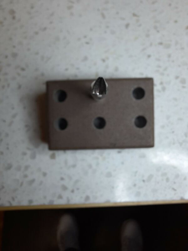 BARRY KING LEATHERCRAFT TOOL MULES FOOT #1