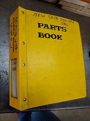 Case 570lxt And 580l Conctruction King Parts Catalog Bur 8-9941