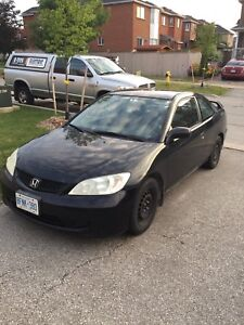 2004 Honda Civic LX 2dr FOR SALE!!