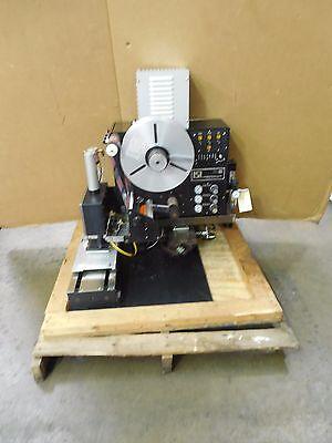 Lsi Labeling Systems Inc 3491 Pressure Sensitive Label Applicator Labler 120v