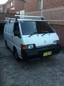 1995 Mitsubishi Express Van/Minivan Bankstown Bankstown Area Preview