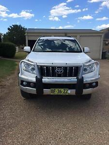 2010 Toyota LandCruiser Wagon Muswellbrook Area Preview