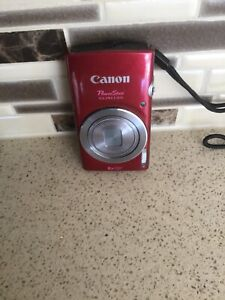 Canon Camera &  Canon Battery Charger