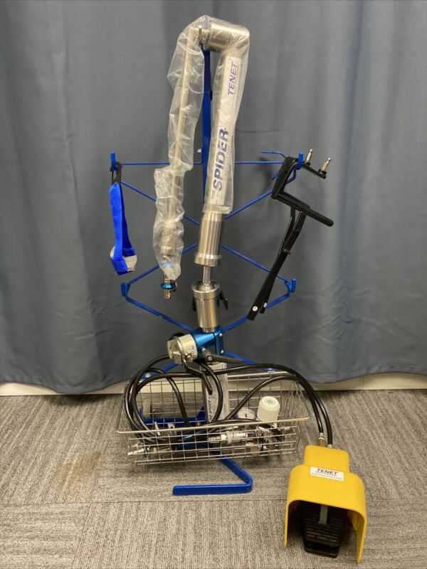 Tenet Medical The SPIDER Limb Positioner with Cart & Extras