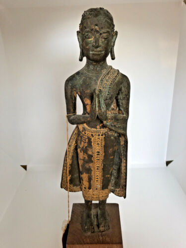 BUDDHA 18th C. THAILAND  original RARE Thai