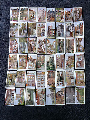 R J HILLS HISTORIC PLACES FROM DICKENS CLASSICS 41 EXCELLENT CARDS