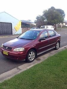 2000 Holden Astra Hatchback Wallsend Newcastle Area Preview