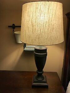 2 lights for side table