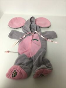 Vintage Cabbage Patch kid mouse costume 1984