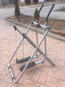 gazelle edge exercise machine