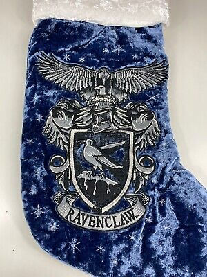 Pottery Barn Teen Harry Potter RAVENCLAW Christmas Stocking ~No Monogram~ NEW