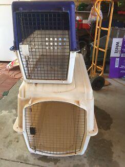 Dog cage medium and large