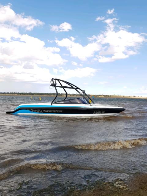 Skicraft Senator XR | Motorboats & Powerboats | Gumtree