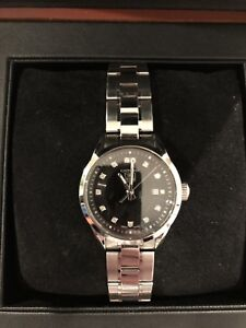 eadd1e3fd871 TAG Heuer Carrera Ladies Diamond Stainess Steel Quartz Watch WV1410