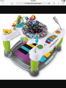 Fisher Price Little Superstar Step-n-Play Piano