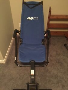 AB Lounger 2 Exercise Chair