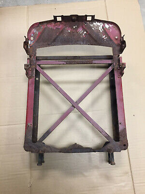 Farmall Ih 460 Tractor Radiator Nose Cone Front Grill Framemount