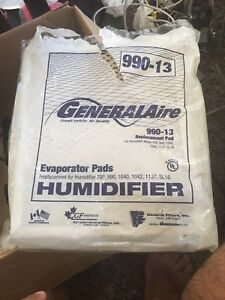 Humidifier replacement pad