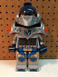 "Lego Nexo Knights 10"" Alarm Clock Minifigure Collectible Child Toy"