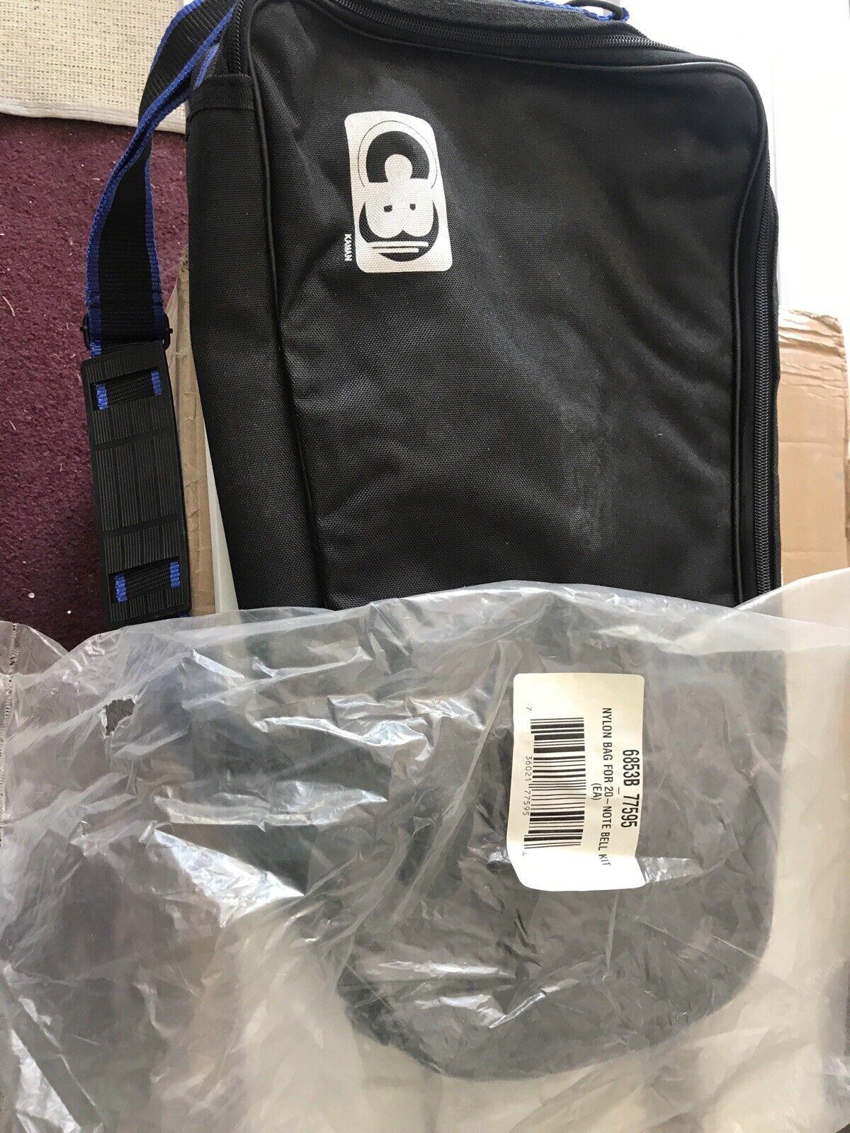 CB Nylon Bag For 20 Note Bell Kit 6853b