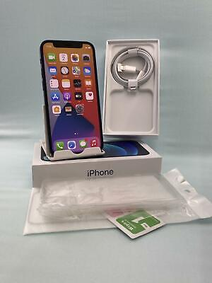 Apple iPhone 12 mini A2176 256GB Blue! Perfect condition! Factory Unlocked!