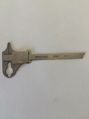 Henry Schein 100-4219 Stainless Steel 0210-m